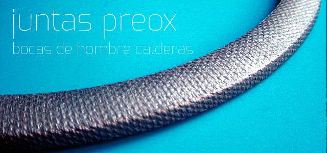 Juntas Preox
